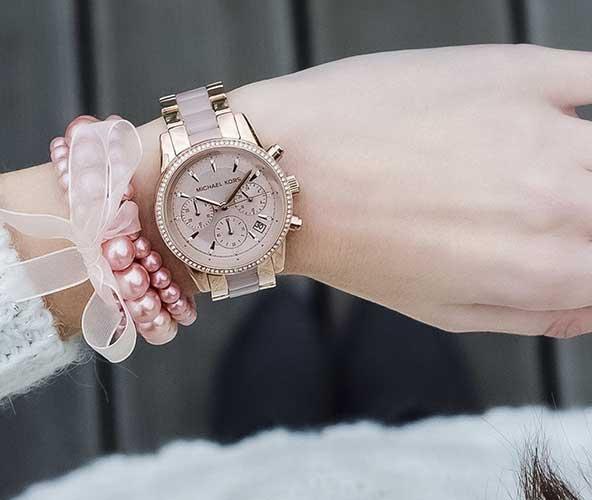 ساعت مچی فوق العاده جذاب زنانه مارک مایکل کورس