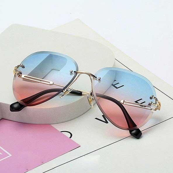 عینک مدل پلیس زنانه با طراحی بسیار زیبا