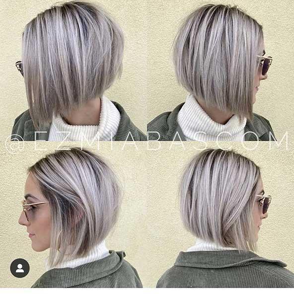 طرح موی کوتاه فوق العاده لاکچری برای خانمهای با کلاس