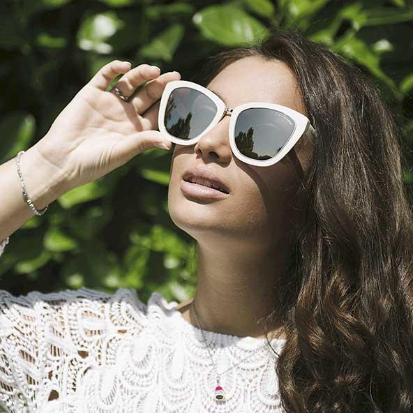 مدل های جدید عینک آفتابی برای دختر خانم های با صورت گرد