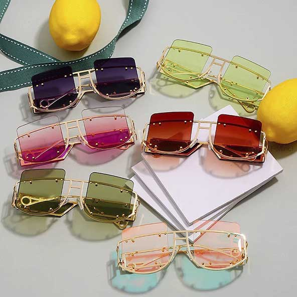 انواع عینکهای آفتابی اصل برای سلیقه های مختلف