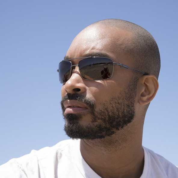 انواع عینک های آفتابی مردانه برای صورت های گرد با ارزش خرید بالا