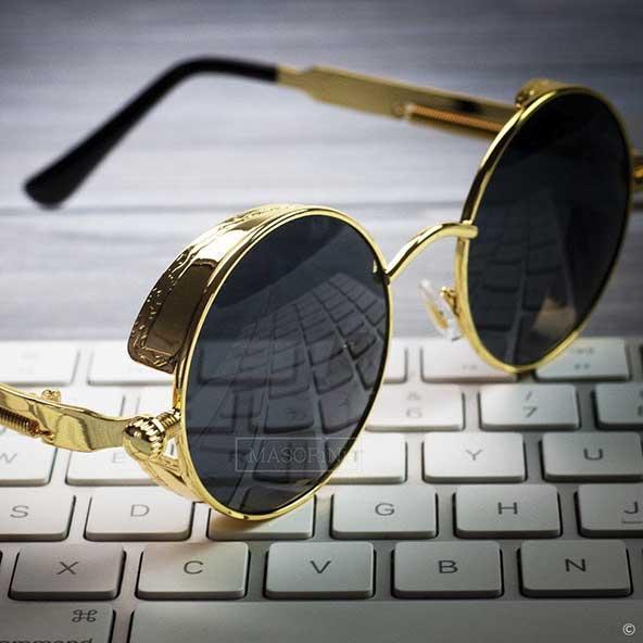 انواع عینک های آفتابی خاص مردانه با طرح های متفاوت