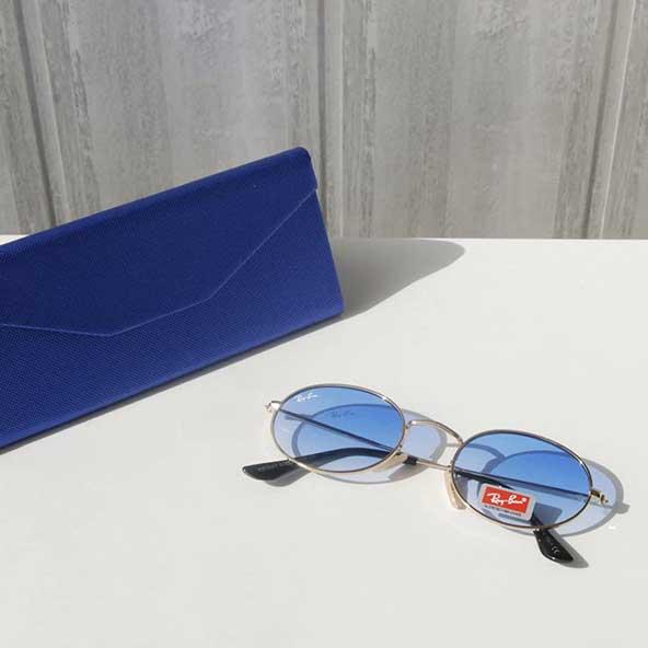 عینک برند ریبن اصلی بسیار سبک و زیبا