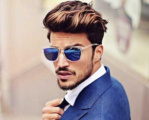 عینکهای آفتابی بسیار جذاب مردانه در اینستاگرام