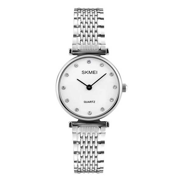 خرید ساعت مچی زنانه بند فلزی ارزان قیمت