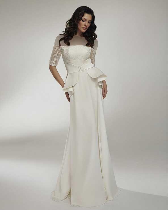 f948ba5a50c8af221e6ac546a47c8deb donoghte.com  - ۶۲ مدل لباس عروس جدید و شیک ۲۰۲۱ برای سورپرایز عروسهای لاکچری